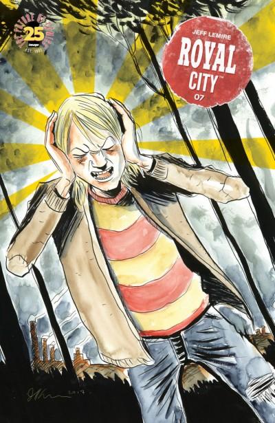 Royal City (2017) #7 VF/NM Jeff Lemire Image Comics