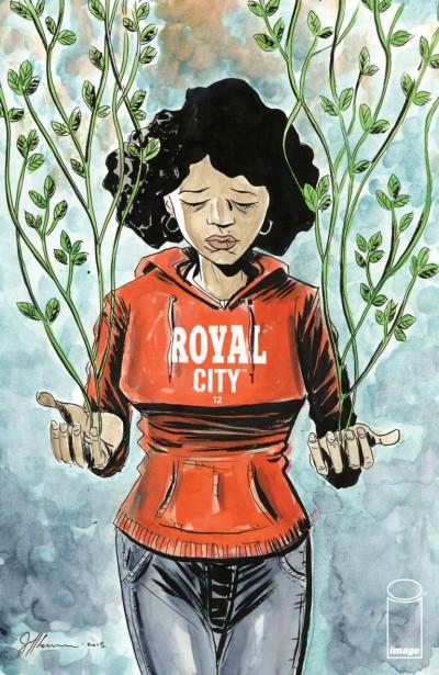 Royal City (2017) #12 VF/NM Jeff Lemire Image Comics