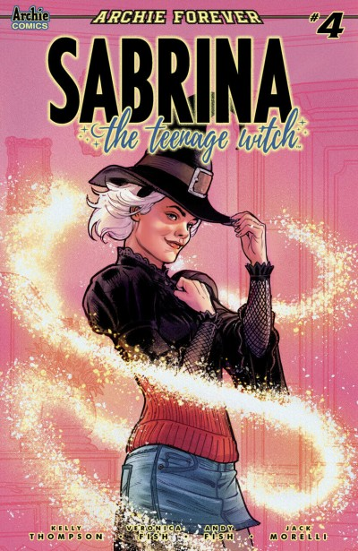 Sabrina the Teenage Witch (2019) #4 VF/NM Victor Ibanez Cover Archie