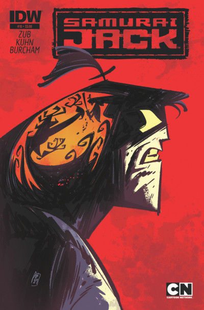 Samurai Jack (2013) #10 VF/NM IDW