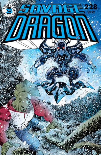 Savage Dragon (1993) #228 VF/NM Image Comics