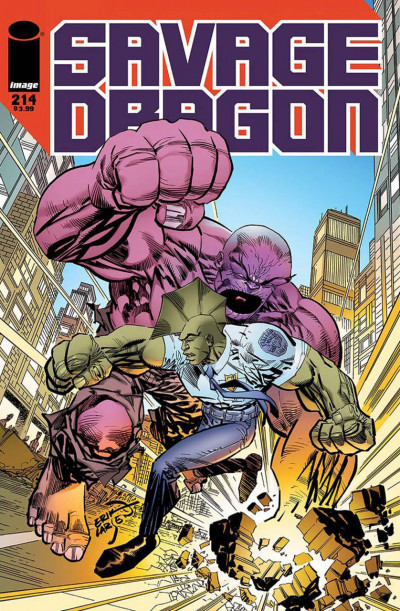 Savage Dragon (1993) #214 VF/NM Image Comics