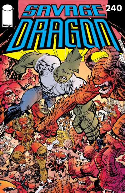 Savage Dragon (1993) #240 VF/NM Image Comics