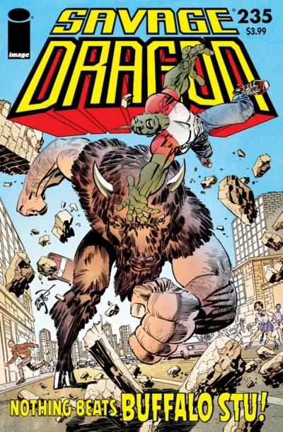 Savage Dragon (1993) #235 VF/NM Image Comics