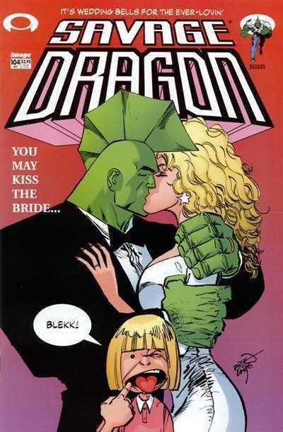 Savage Dragon (1993) #'s 104 105 106 VF/NM Set of 3 Books Larsen Image Comics