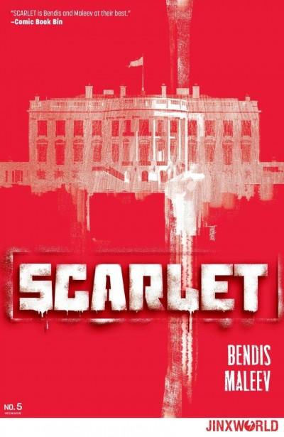 Scarlet (2018) #5 VF/NM Bendis Jinxworld