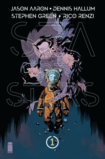 Sea of Stars (2019) #1 VF/NM Mike Mignola Cover Image Comics