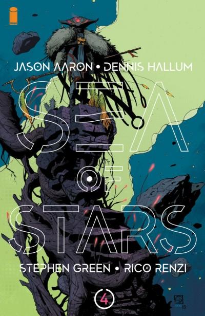 Sea of Stars (2019) #4 VF/NM Image Comics