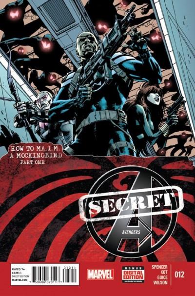 SECRET AVENGERS (2013) #12 FN/VF MARVEL NOW