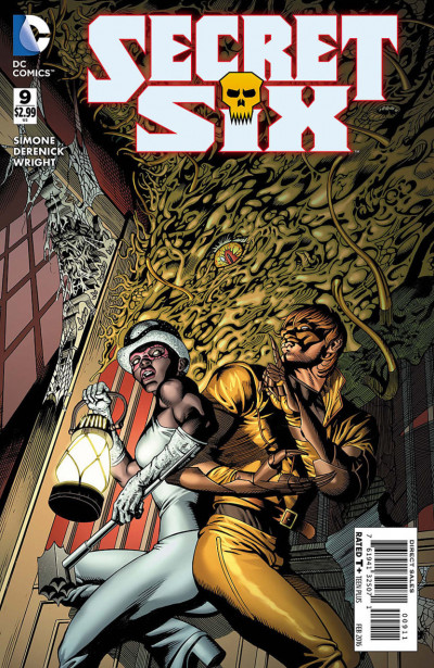 Secret Six (2014) #9 VF/NM