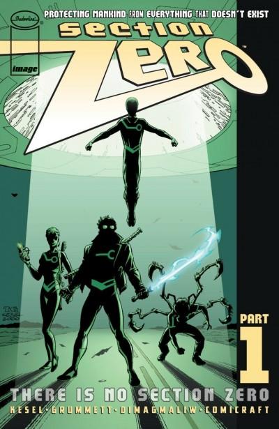 Section Zero (2019) #1 VF/NM Karl Kesel Cover Image Comics
