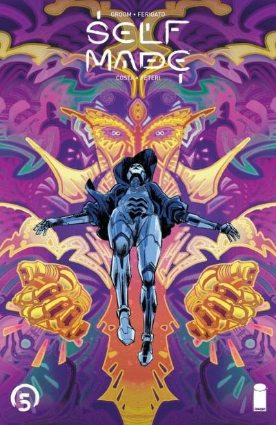 Self/Made (2019) #5 VF/NM Image Comics
