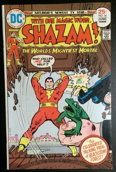 Shazam (1972) #18 FN/VF (7.0) Captain Marvel