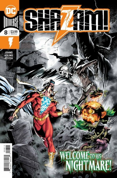Shazam! (2018) #8 VF/NM Geoff Johns Dale Eaglesham Cover