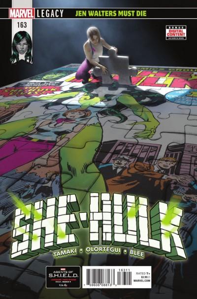 She-Hulk (2017) #163 VF/NM