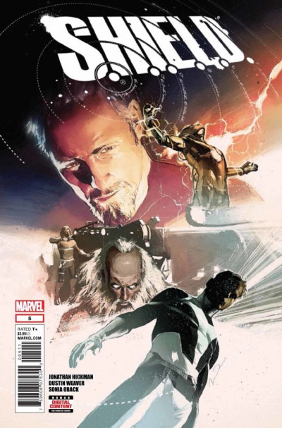 Shield by Hickman & Weaver (2018) #5 VF/NM (9.0)