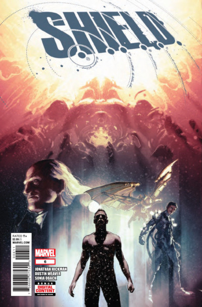 Shield by Hickman & Weaver (2018) #6 VF/NM (9.0)