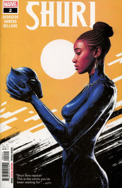 Shuri (2018) #2 VF/NM (9.0) or better Black Panther