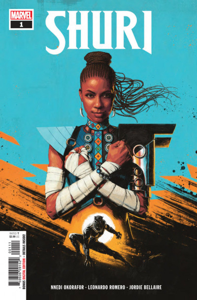 Shuri (2018) #1 VF/NM Black Panther