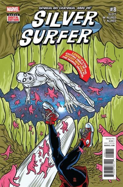 Silver Surfer (2016) #8 VF/NM Mike Allred