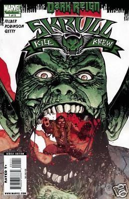 SKRULL KILL KREW #1 NM DARK REIGN