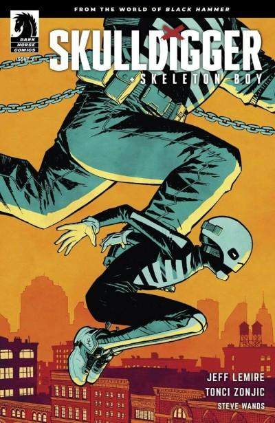 Skulldigger and Skeleton Boy (2020) #6 VF/NM Cliff Chiang Art Dark Horse Comics