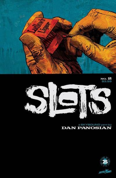 Slots (2017) #2 VF/NM Image Comics