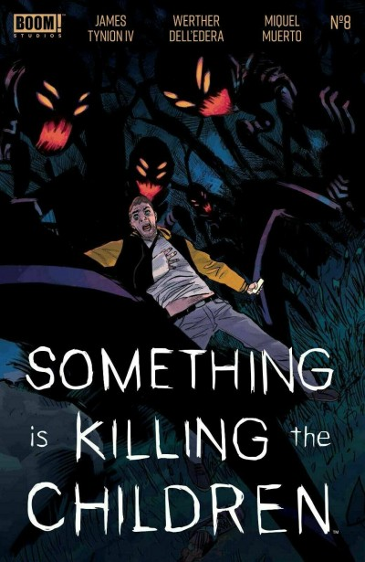 Something Is Killing the Children (2019) #8 VF/NM 2nd Printing Variant Cover