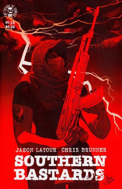 Southern Bastards (2014) #18 VF/NM Jason LaTour Cover Image Comics