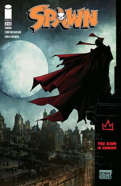 Spawn (1992) #318 VF/NM Todd McFarlane Cover Image Comics