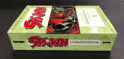 Spawn: Compendium #1 2016 2nd Printing Signed Todd McFarlane Image Comics