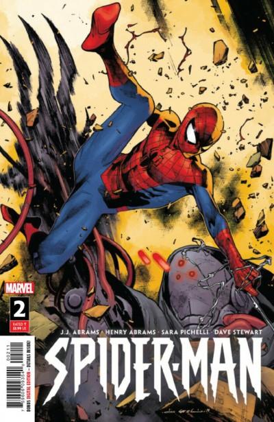 Spider-man (2019) #2 VF/NM Olivier Coipel Regular Cover