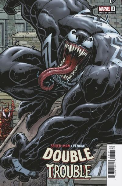 Spider-Man & Venom: Double Trouble (2019) #1 VF/NM Arthur Adams Connecting Cover