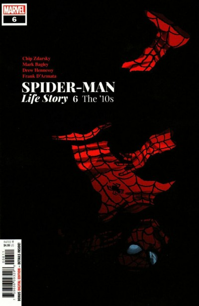 Spider-Man: Life Story (2019) #6 VF/NM Chip Zdarsky Cover