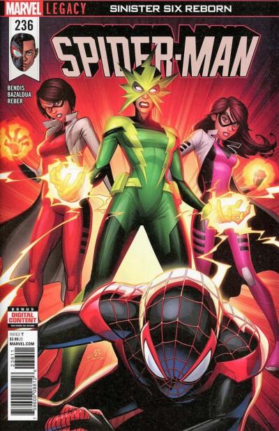 Spider-man (2016) #236 VF/NM Miles Morales