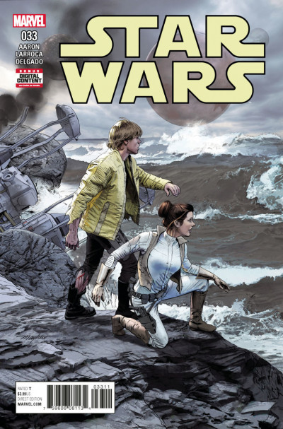 Star Wars (2015) #33 VF/NM