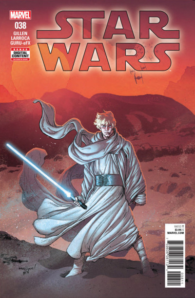 Star Wars (2015) #38 VF/NM
