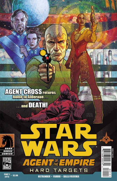 STAR WARS: AGENT OF THE EMPIRE - HARD TARGETS #1 OF 5 VF/NM
