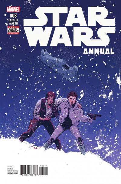 Star Wars Annual (2017) #3 VF/NM Michael Walsh Cover
