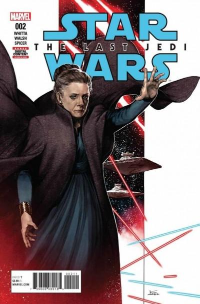 Star Wars: The Last Jedi Adaptation (2018) #2 of 6 VF+