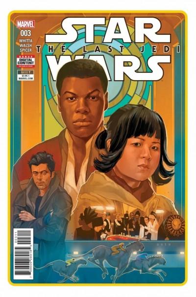 Star Wars: The Last Jedi Adaptation (2018) #3 of 6 VF+