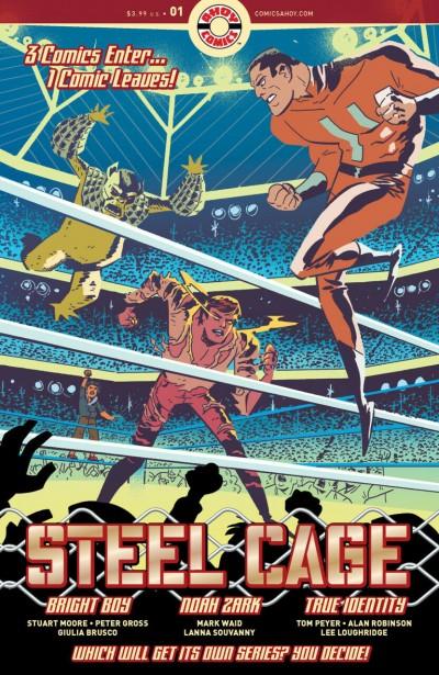 Steel Cage (2019) #1 VF/NM Ahoy Comics