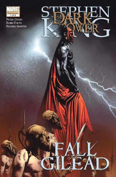 STEPHEN KING DARK TOWER: FALL OF GILEAD #1 OF 6 VF/NM
