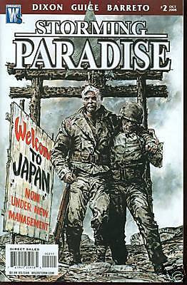 STORMING PARADISE  #2 NM