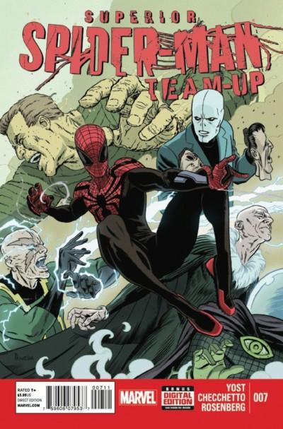 SUPERIOR SPIDER-MAN TEAM-UP #7 VF/NM MARVEL NOW!
