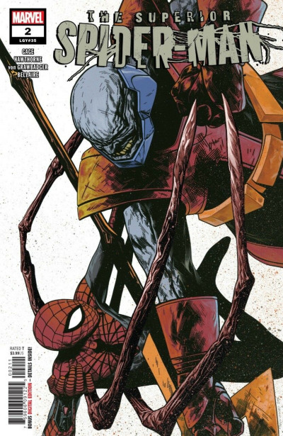 Superior Spider-Man (2018) #2 (#35) VF/NM Travis Charest Cover