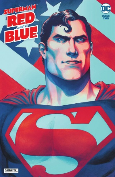 Superman Red and Blue (2021) #2 VF/NM Nicola Scott Cover