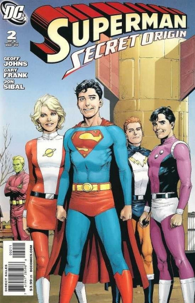 SUPERMAN: SECRET ORIGIN #2 OF 6 VF+ - VF/NM