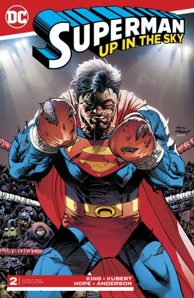 Superman: Up In the Sky (2019) #2 VF/NM Andy Kubert Cover Tom King
