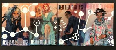 Supreme Blue Rose (2014) #'s 1 2 3 4 VF/NM Tula Lotay Image Comics